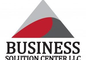 BUSSINESS SOLUTION CENTER LOGO CURVAS